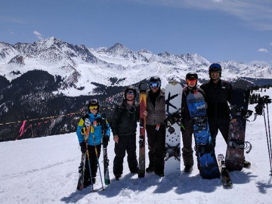 Copper Mountain Resort - last day for us!