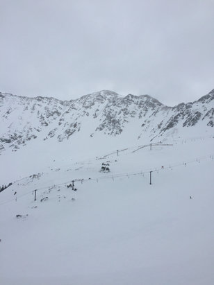 Arapahoe Basin Ski Area - Mid January conditions  - ©Cleve-Jan's iPhone