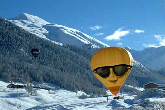 Livigno Balloon