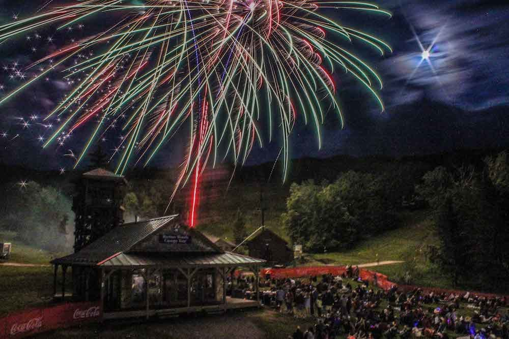 Star Spangled Spectacular at Bretton Woods - © Courtesy of Omni Mount Washington Resort