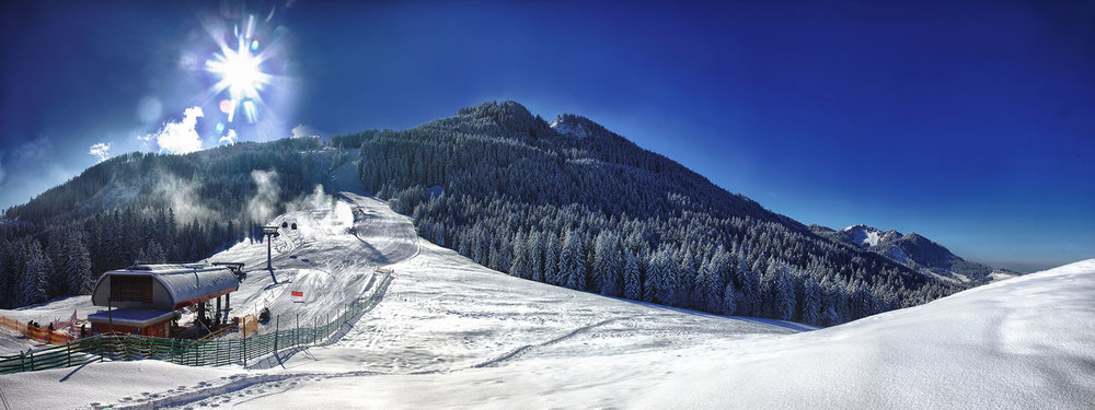 Skigebiet Alpspitz Nesselwang - © Nesselwang Marketing GmbH