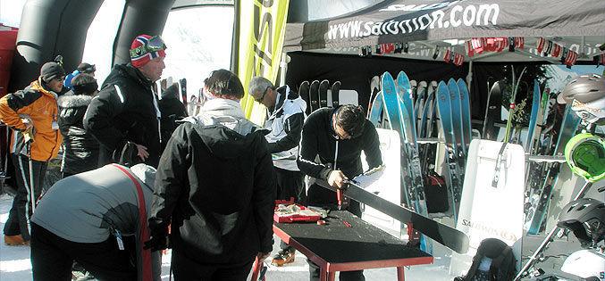 Peyragudes - Test ski