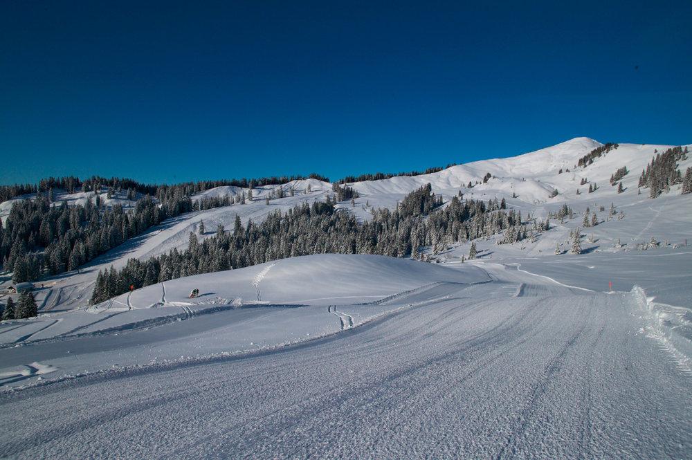 Skigebiet Grasgehren - © © Grasgehrenlifte Betriebs GmbH