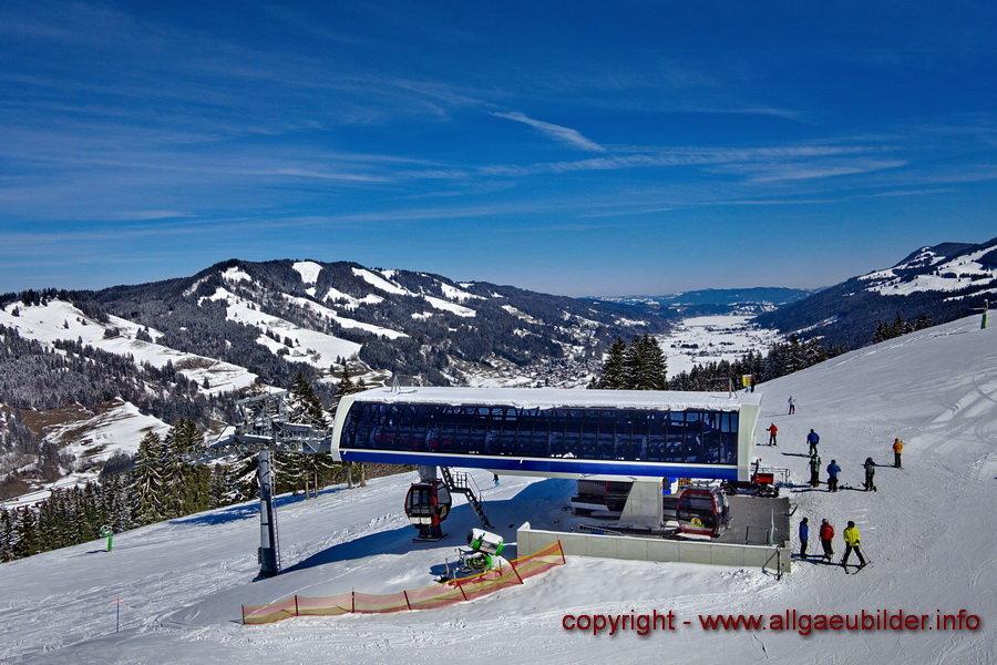 Bergstation Hündle - © www.allgaeubilder.info
