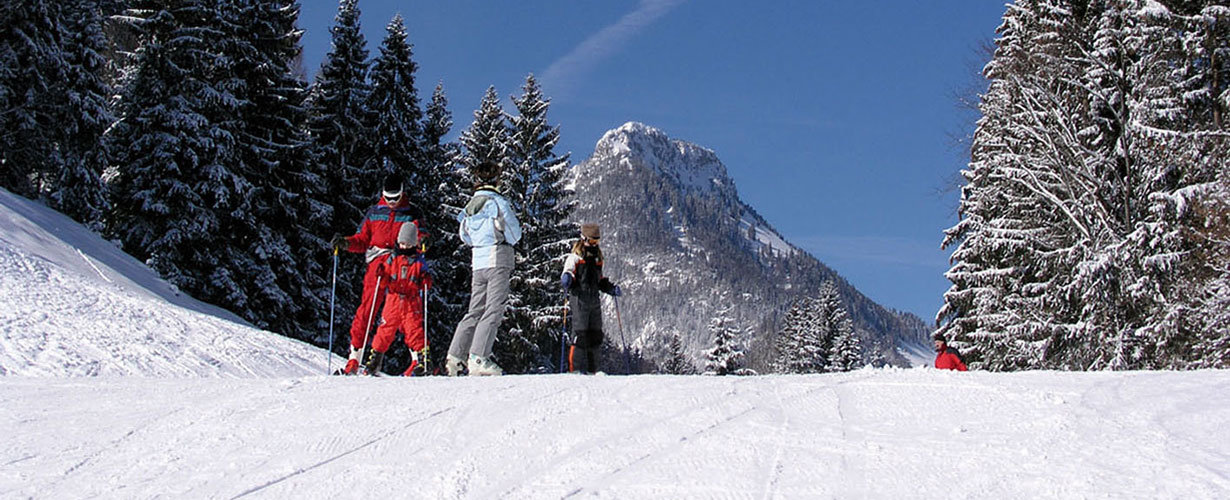 Skigebiet Oberaudorf Hocheck - © http://www.hocheck.com