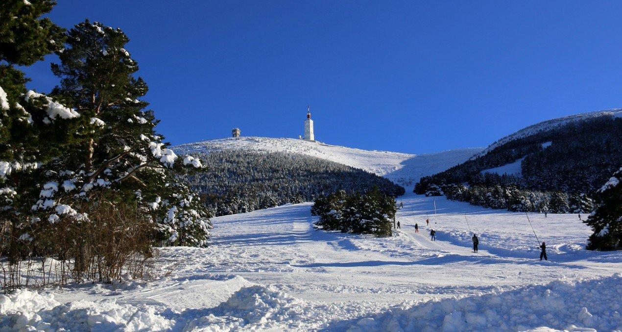 Station de ski du Ventoux - Mont Serein