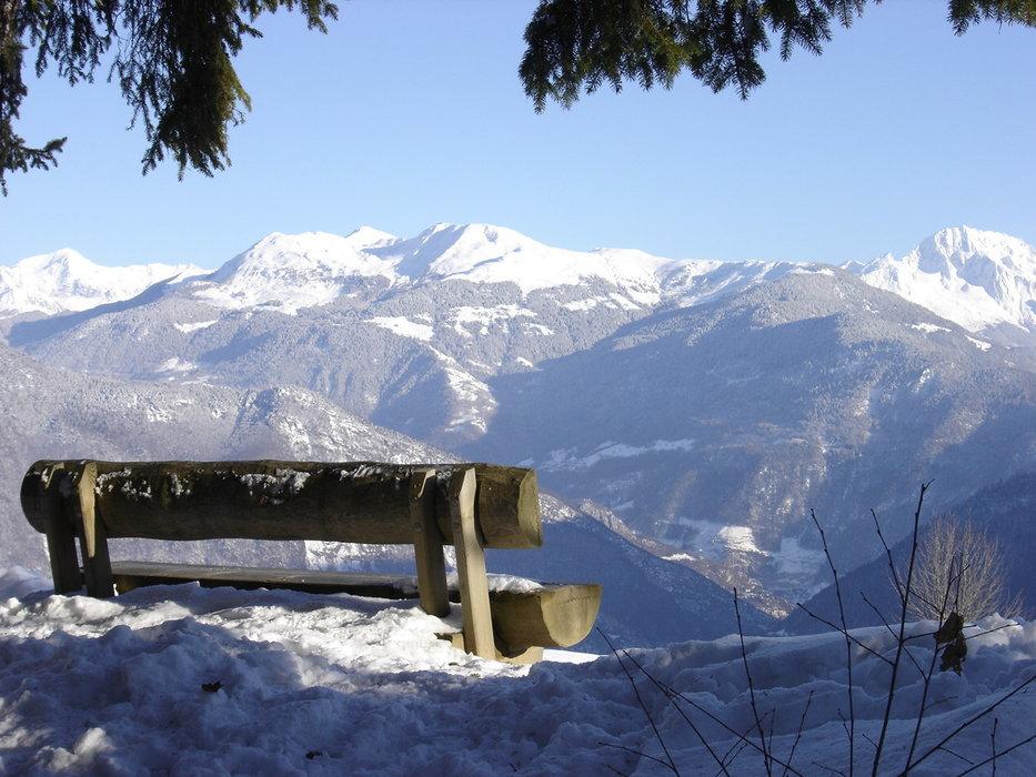 Doucy, un panorama en balcon - © Office de tourisme de Valmorel