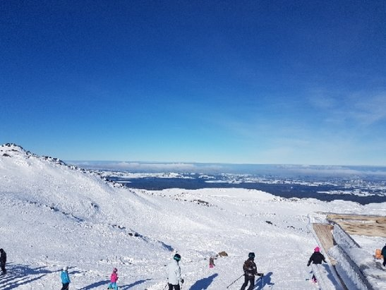 Turoa - Beautiful day up there  - © anonymous