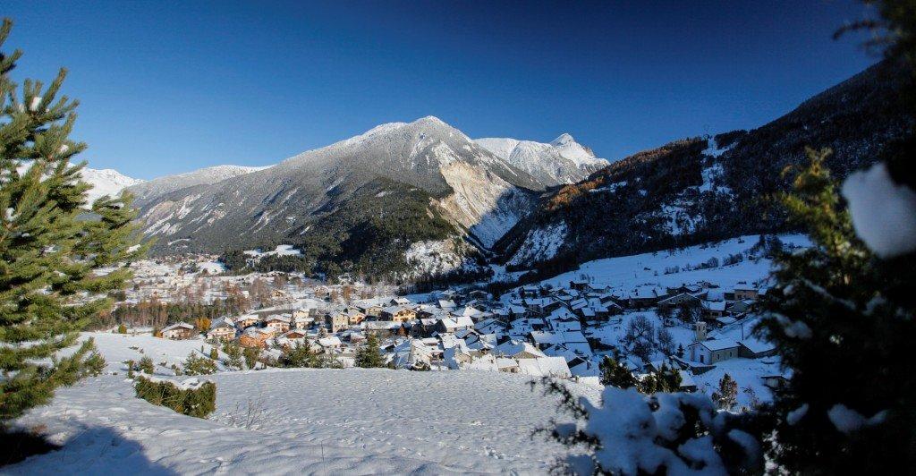 Le domaine nordique de Bramans Val Cenis