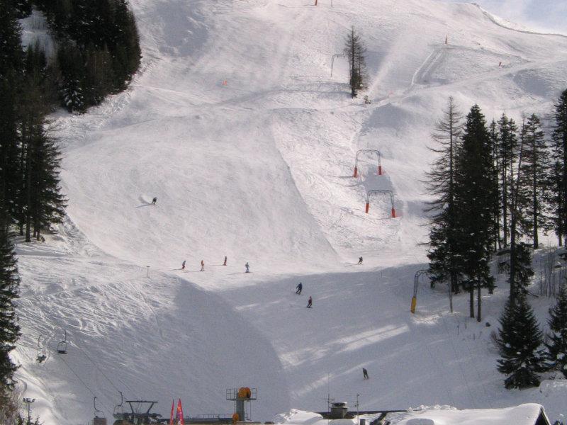 Im Skigebiet La Fouly erwarten euch breite Pisten und vieles mehr ... - © Pays du St-Bernard