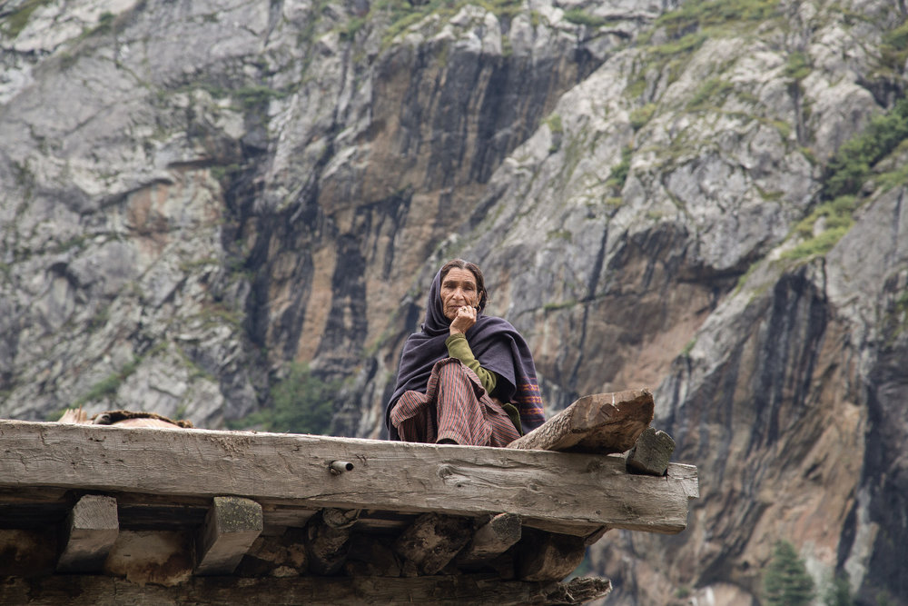 Die Menschen leben in diesem Tal einfach und ursprünglich - ©Timeline Productions