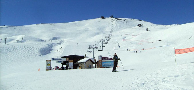 Ski sur le domaine de Serre Chevalier Vallée