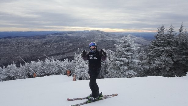 Stowe Mountain Resort - Stowe scores with some early season skiing in the Northeast - © smorloc