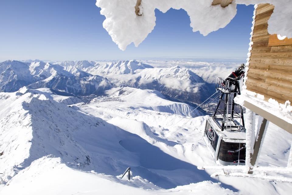 Alpe d'Huez 22/11/17 - © Alpe d'Huez/Facebook