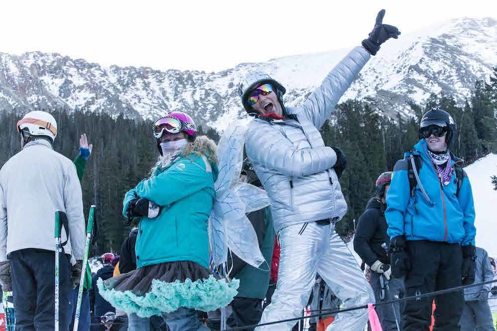 Arapahoe Basin opened with style as usual for the 2017/2018 season.  - © Arapahoe Basin