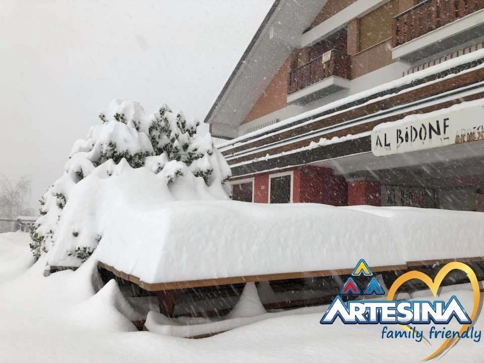 Artesina Mondolè Ski, neve fresca 1-2-3 Dicembre 2017 - © Artesina Mondolè Ski Facebook