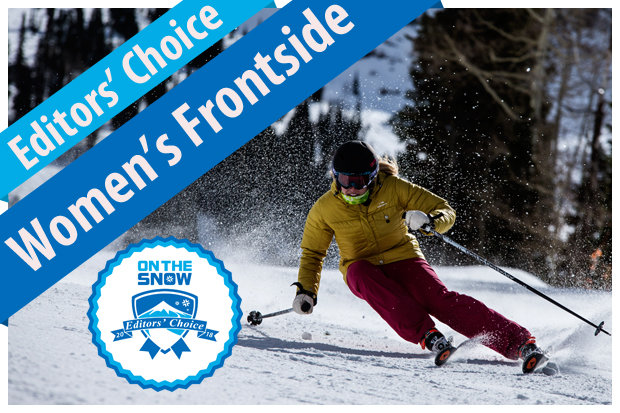 Men's Frontside Ski Boots, 17/18 Editors' Choice
