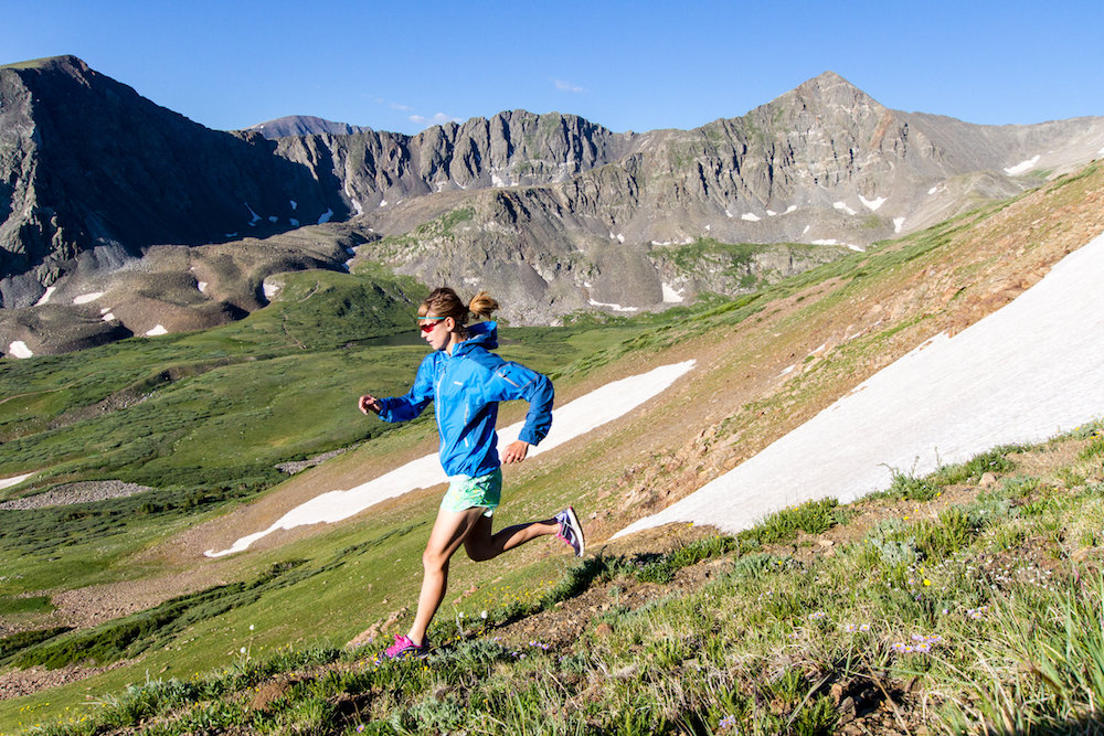 Trail running around Breckenridge.  - © Breckenridge Tourism Office / Photographer: Liam Doran