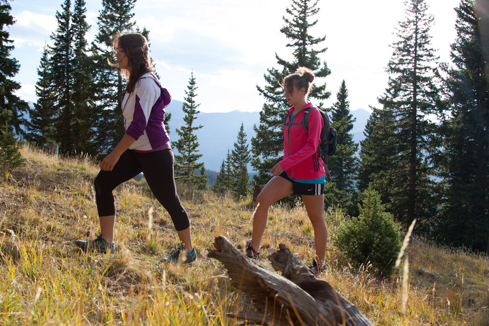 Short day hikes around Breckenridge are a great way to see the Rockies. - © Breckenridge Tourism Office / Photographer: Liam Doran