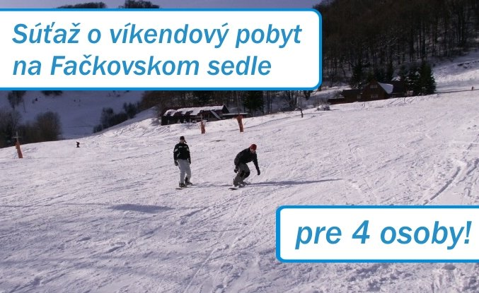 Fačkovské Sedlo - Kľak