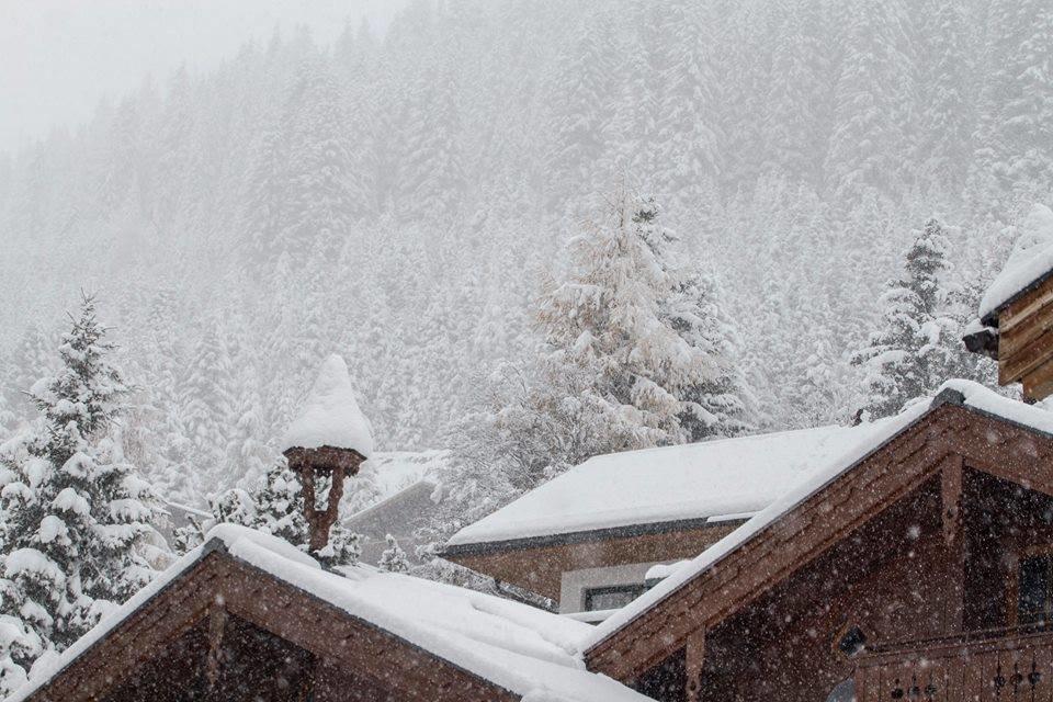 Ordentlich Neuschnee im Zillertal, 23.10.2017 - © Zillertal Arena | Facebook