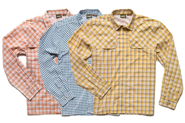 Howler Brothers Pescador men's shirt: $89 A quality fishing shirt looks just as good on the river as it does downtown. The Pescador is made from quick drying poly nylon and provides UPF 15 protection. Features include hidden pockets located under the mesh-lined front vents, pearl snaps and a vented bottom hem. The Pescador comes in a variety of attractive colorways. - ©Howler Brothers