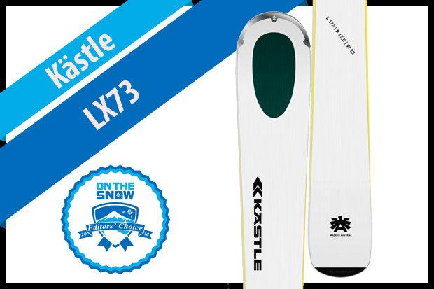 Kästle LX73, women's 17/18 Technical Editors' Choice ski. - © Kästle