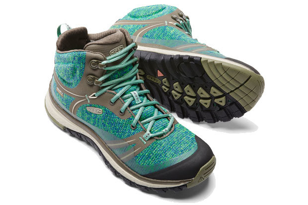 KEEN Women's Terradora Waterproof Boot: $83.99 - $140 From town to trail, the Terradora delivers performance and comfort in a lightweight package.  A cushioned ankle panel and the KEEN.Dry waterproof breathable membrane provide support that can stand up to the elements.