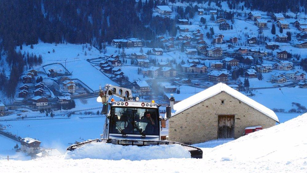 Apertura impianti a Livigno - © Carosello 3000 Livigno