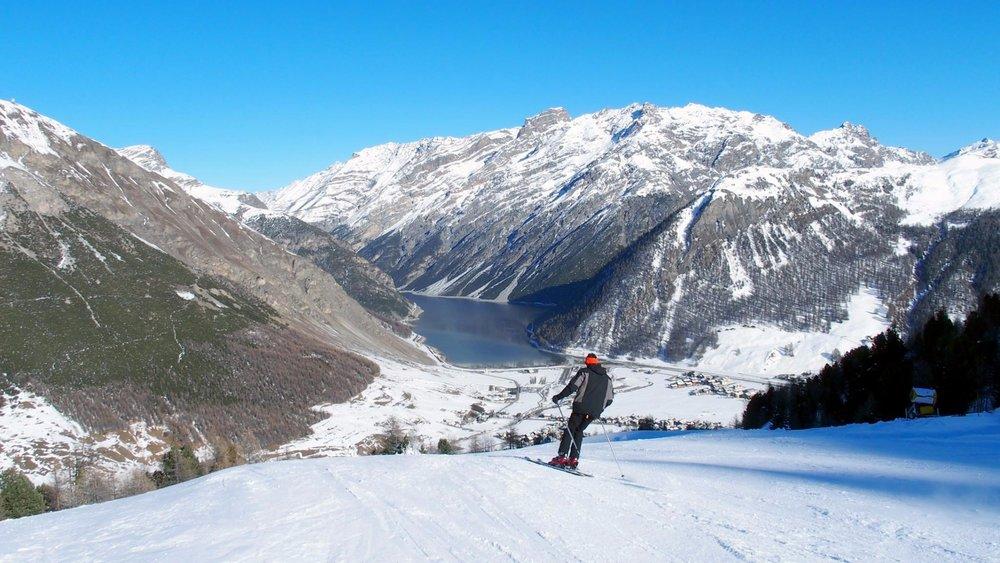 Livigno 19.11.17 - © Carosello 3000 Ski Area Facebook