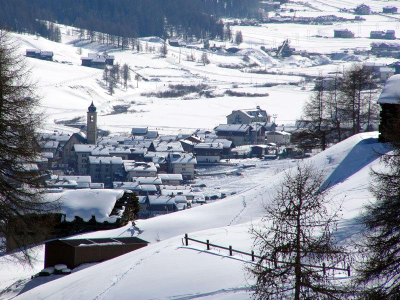 Livigno village, Italy - ©Livigno Tourism