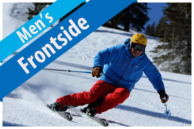 Men's Frontside Ski Buyers' Guide 2017/2018 - © Jim Kinney, courtesy of Masterfit Media