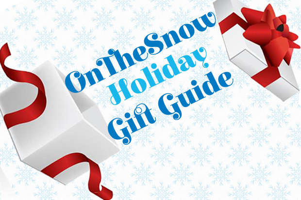 OnTheSnow 2017 Holiday Gift Guide: Find and buy gifts for all the skiers and riders on you list this year.