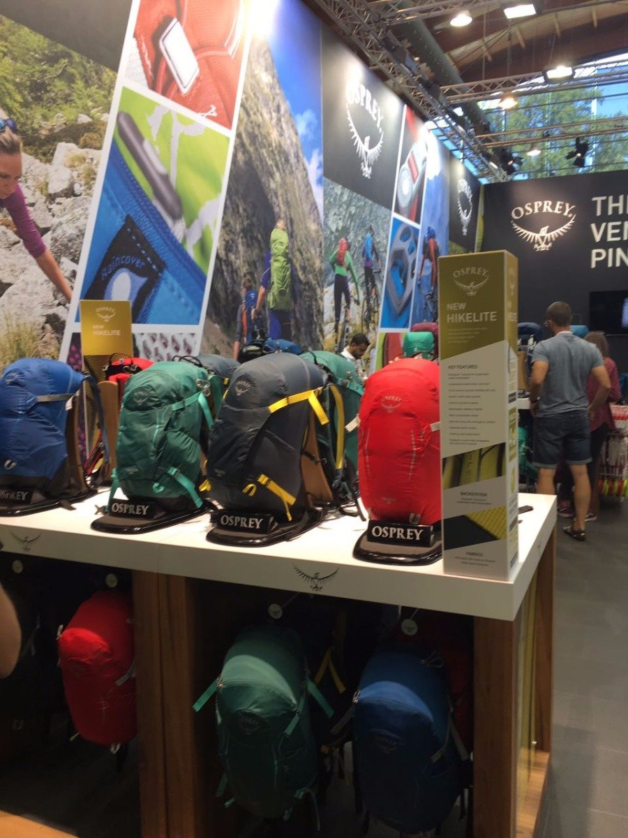 Outdoor 2017 - Osprey - © Skiinfo.it