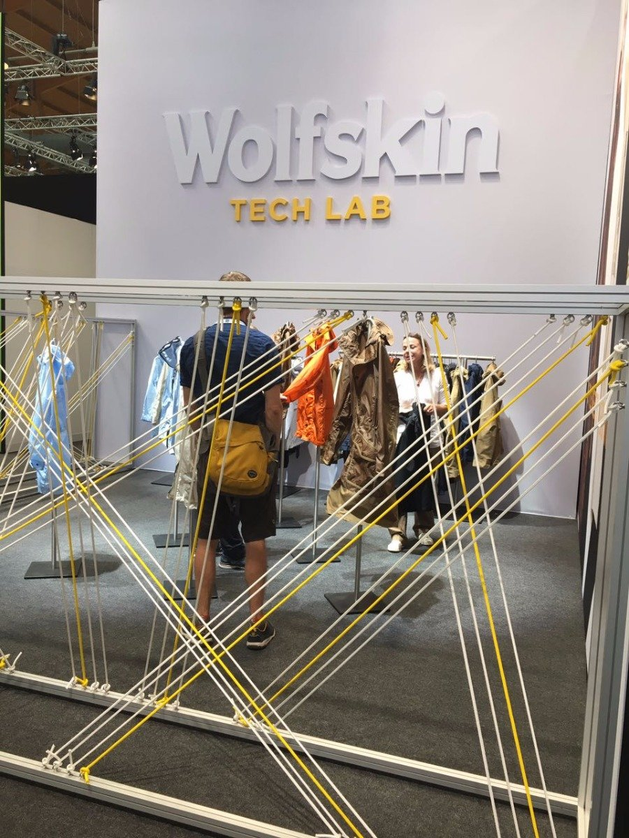 Outdoor 2017 - Wolfskin - © Skiinfo.it