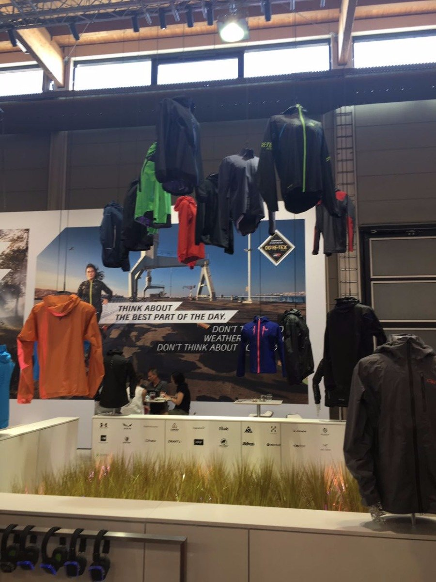 Outdoor 2017 - Gore Tex - © Skiinfo.it