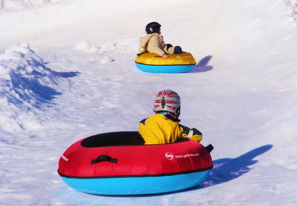 Attività per i bambini sulla neve - Paganella (Trentino) - © Visitdolomitipaganella.it