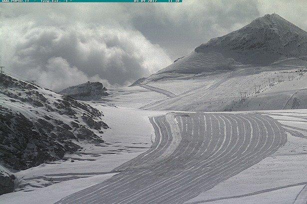 Passo Stelvio - Settembre 2017 - © Passo Stelvio webcam