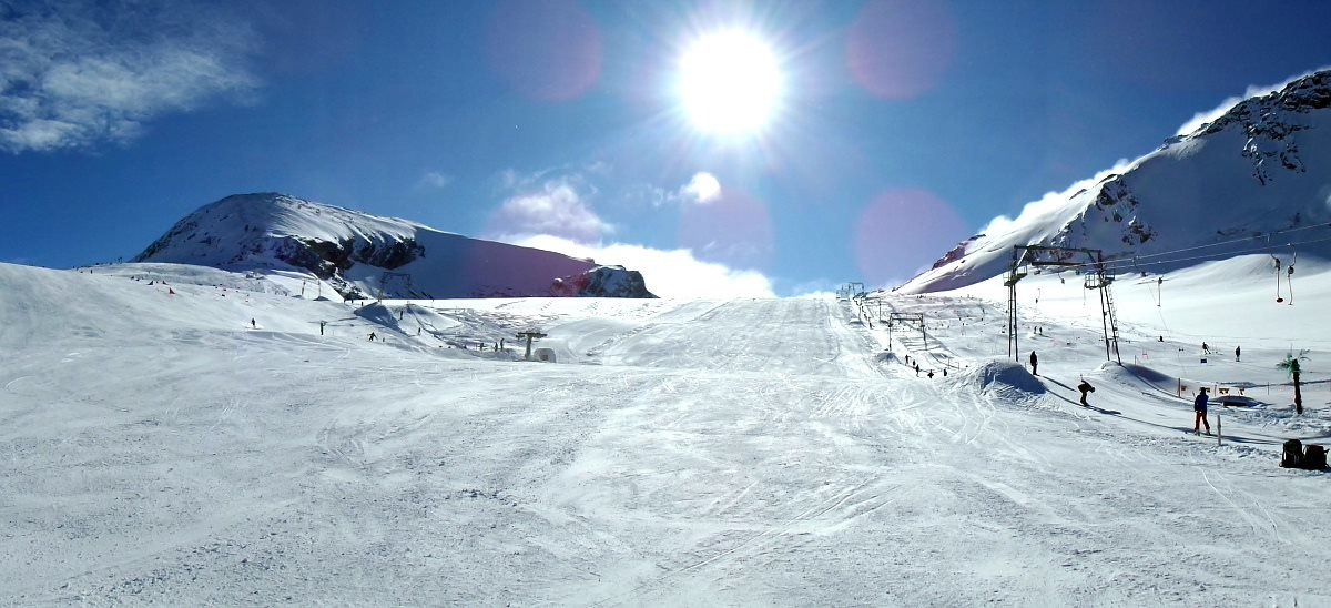 La neve di Settembre al Passo Stelvio - © www.pirovano.it