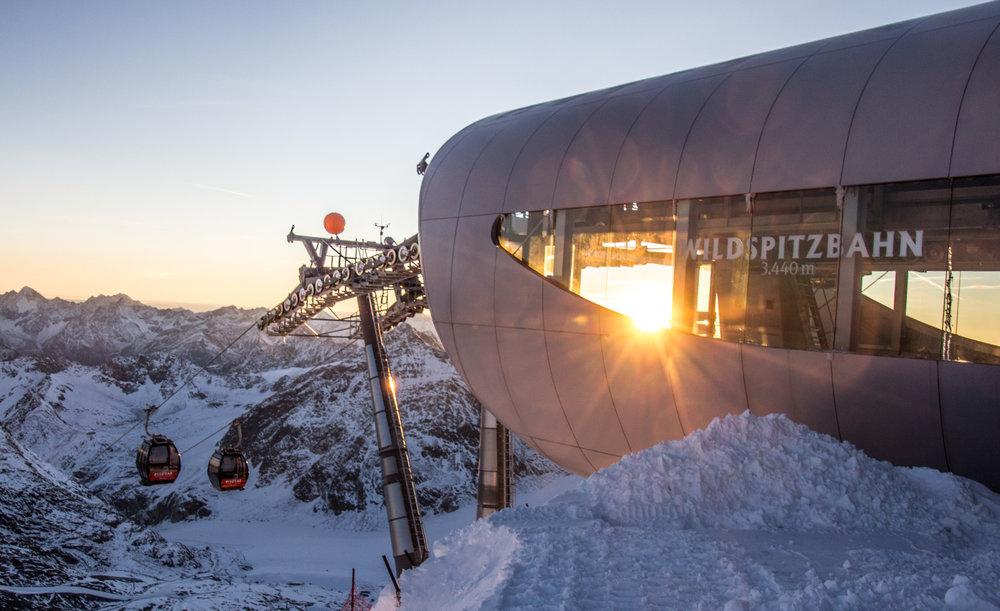Ľadovec Pitztal - © Pitztaler Gletscherbahn GmbH&CoKG