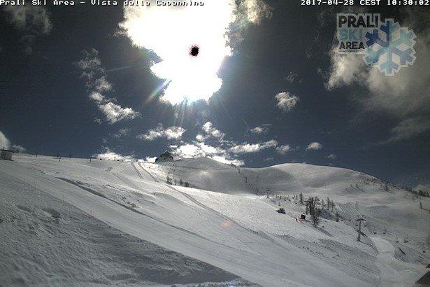 Prali 28.04.17 - © Prali Ski Area Facebook