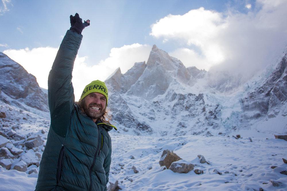Thomas Huber ist glücklich und dankbar, diesen Erfolg zu erleben!  - © Timeline Productions