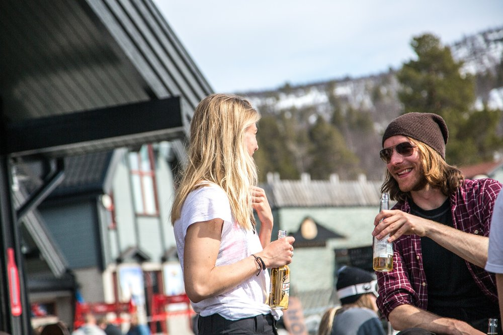Spring Session på Geilo. Her fra 2016. - ©Geilo Holiday
