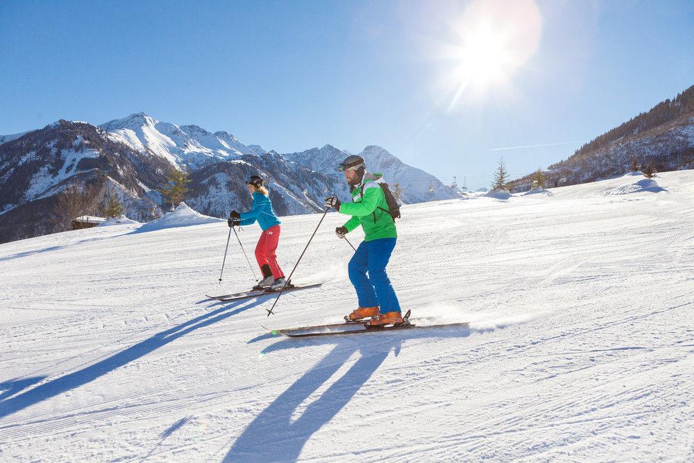 Skifahren am Maiskogel - © Maiskogel Betriebs AG