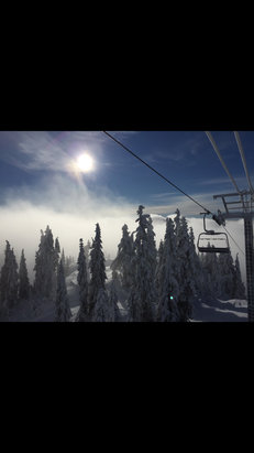 Mt Seymour - Opening weekend at Seymour! (Pic Dec 3rd) - © Jared's iPhone