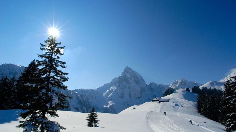 gstaadGstaad - Saanen - Rougemont - © Bergbahnen Gstaad