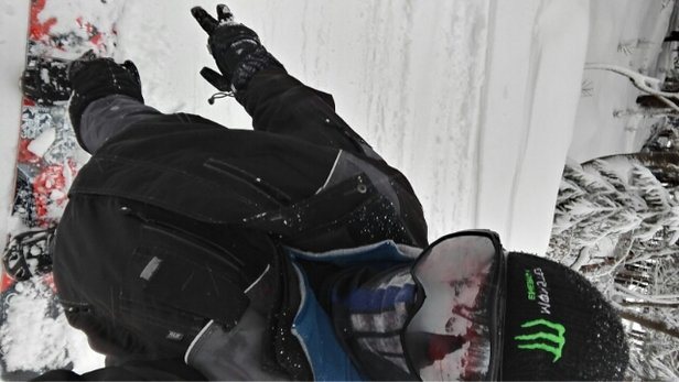 Zieleniec Ski Arena - Śnieg jest,  Trasy przygotowana są, Nie będę głośno mówił ale ludzi nie ma, Rewelacja  - © Evektro