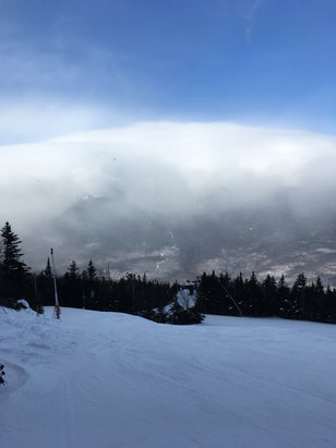 Wildcat Mountain - Good conditions for this early in the year! - © Jonathan.Oliver's iPhone