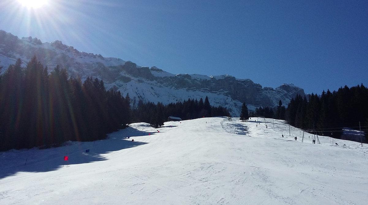 Bumbach Schangau - © Skilifte Bumbach Schangau