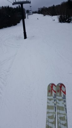 Bretton Woods - really good for early-season. - © anonymous